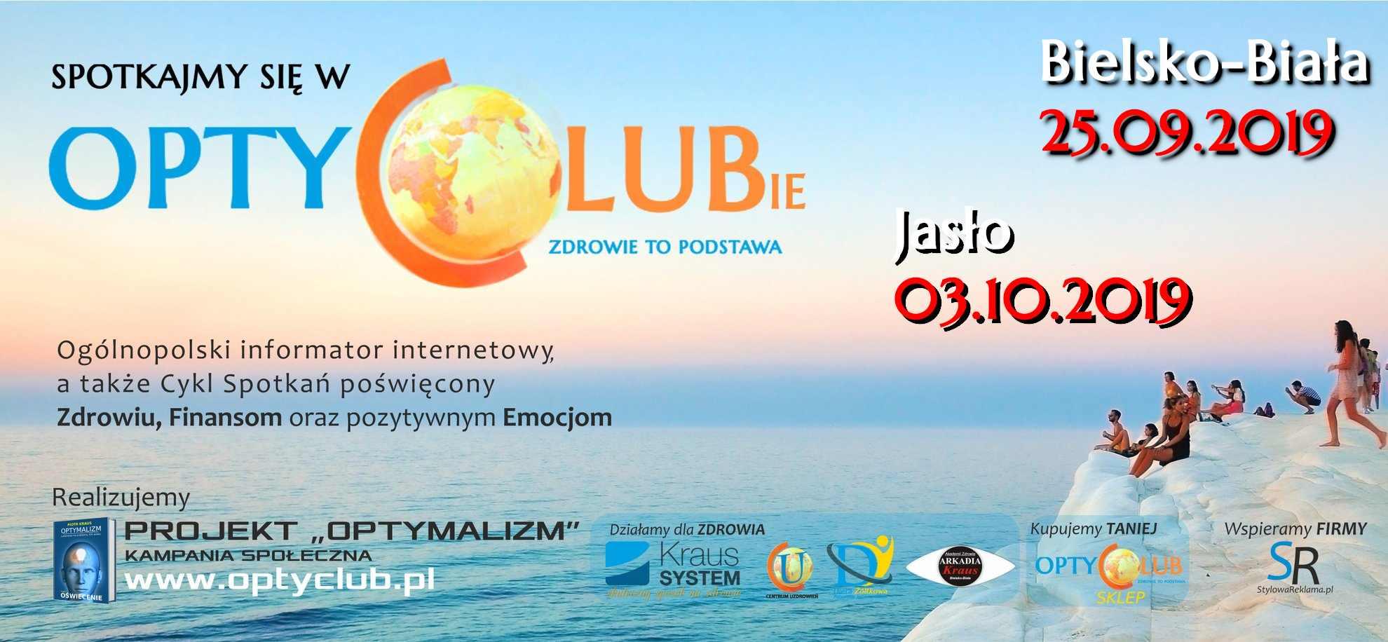 OptyClub spotkania